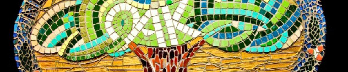 oak mosaic